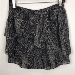 Silence and noise skirt speckled size 2